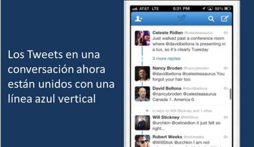 """Blue Lne, la nueva """"linea azul"""" de Twitter"""