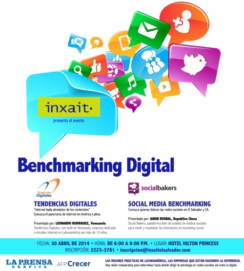 Evento: Benchmark Digital en Centroamérica