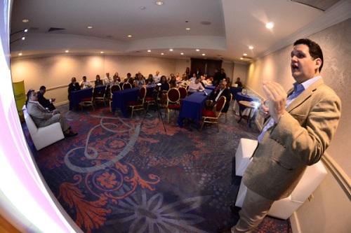 Asistentes e invitados especiales en #ManagerHub #ElSalvador, el pasado mes de Julio